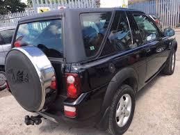 land rover freelander 2 0 td4 adventurer hardback 3 doors diesel