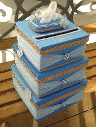 cinderella quinceanera ideas creative card box ideas for quinceaneras blue color