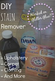 Where To Buy Upholstery Cleaner Diy Upholstery Cleaner Stain Remover Worked On Glitter Glue