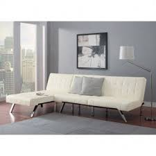 leather sleeper sofa with chaise foter