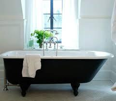 Cast Bathtub How To Install A Cast Iron Bath Including Advantages And