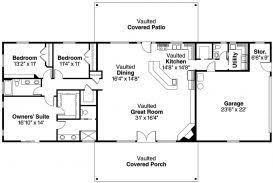 ranch house floor plan best modern ranch house floor plans design and ideas with angled car