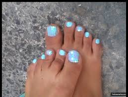 summer toe nail design nail art and design cute nail 008 design