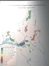 Land Ownership Map Land Ownership And Use In The Sacramento San Joaquin Delta