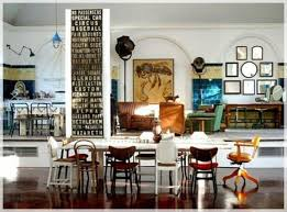 Living Spaces Dining Room Sets 68 Best Eclectic Style Dining Room Images On Pinterest Kitchen