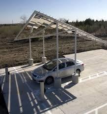 solar sail carport u2014 pvilion