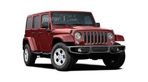 jeep rubicon silver 2 door next gen jeep wrangler will have aluminum doors and hood