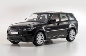 range rover svr black range rover sport svr 2016 santorini black modellisimo com scale