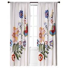 Kitchen Curtains At Target by Window Curtains At Target 9807