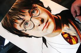 drawing harry potter youtube