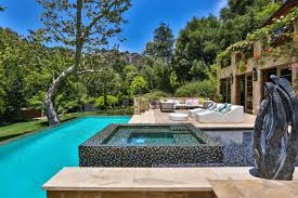 Bel Air Mansion by Exquisite French Country Style Gated Mansion In Bel Air