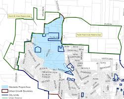 Map Of Hillsboro Oregon by Forest Grove Moves Toward Developing Its Northwest Side