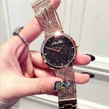 crystal bracelet watches images 2018 hot sale women watch luxury fashion crystal women bracelet jpg