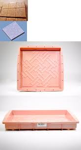 Paver Mold Kit by Slip Casting Molds And Kits 83898 Samarkand Design Plastic Mold