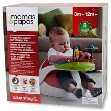 siege snug mamas papas siège ludique pour bébé acheter en ligne manor