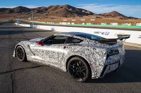 first corvette ever made 2019 chevrolet corvette zr1 first ride motor trend