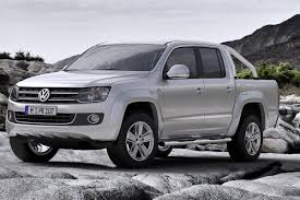 vw truck volkswagen to begin production of amarok pickup truck in germany