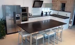 cuisine 12m2 cuisine 12m2 avec ilot central stunning cuisine m ilot central