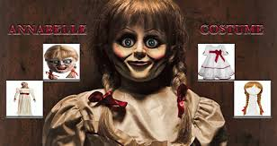 annabelle costume time to become real annabelle doll this find your future