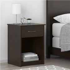 ameriwood furniture night stand night table with storage