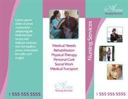 healthcare brochure templates free free printable healthcare brochure templates