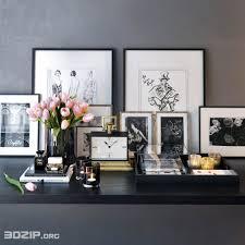 3d model decorative set 18 free download