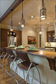 Kitchen Light Fixtures Over Island by Kitchen Fluorescent Light Black Island Light Lighting Stores