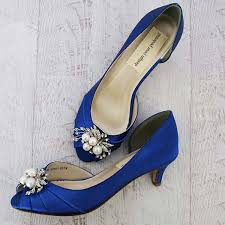 wedding shoes low heel pumps royal blue wedding shoes low heel milanino info