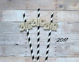 Graduation Party Centerpieces For Tables by Graduation Decorations 2017 Number Party Straws Senior College