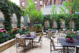 outdoor courtyard now open the rittenhouse unveils its redesigned outdoor courtyard