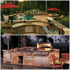 50 outdoor kitchens designs
