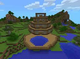 Really Nice Houses My Circular House Screenshots Show Your Creation Minecraft