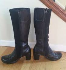 womens boots size 11 leather born s cowboy boots bootie size 11 leather 43 shoes
