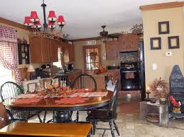 ideas for country kitchens manufactured home decorating ideas primitive country style