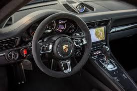 porsche cabriolet turbo 2017 porsche 911 turbo s cabriolet interior motor trend
