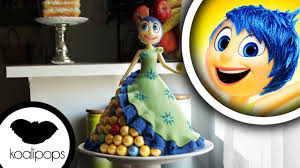 inside out cakes inside out doll cake how to