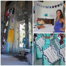 mermaid themed baby shower my s mermaid themed baby shower livin the