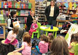 story time and crafts for kids in red deer