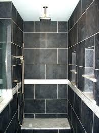 Bathroom Shower Door Seals No Door Shower Contemporary Bathroom Custom Shower No Door
