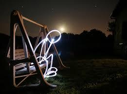 Graffitis de luz como hacerlos e imagenes.