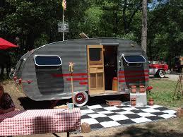 w photos vintage camper show brings nostalgia to port crescent