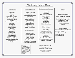 wedding cake flavours unique wedding cake flavors icets info