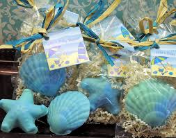 soap party favors 10 seashell starfish soaps party favors for tropical