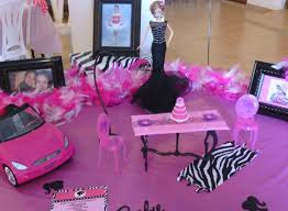 barbie decoration for birthday home decor 2017