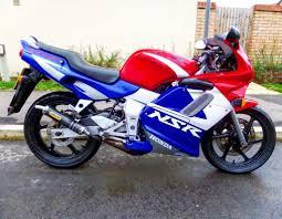 honda nsr honda nsr 125 2002 sport bike street bike origional condition 1