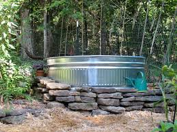 In Backyard 65 Stock Tank Pool Ideas In Backyard Stock Tank Pool Stock Tank