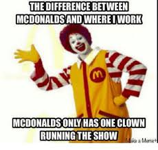 Meme Mcdonalds - the difference between mcdonalds and where i work mcdonalds only