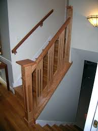 Inside Stairs Design Inside Stair Railing Wooden Railings For Interior Simple And Neat