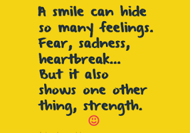 63 Beautiful Smile Quotes with Funny