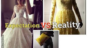 Light In The Box Dress Reviews Lots Of Cussing Honest Dhgate Wedding Dress Review Unboxing